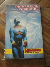 Miracleman Book 2:  The Red King Syndrome July 1990 TPB Alan Moore Eclipse  ZCO0