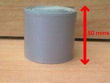 Pose avec Fer à repasser 4,65 mètres Bande 3M© Rétro réfléchissante gris en 20mm