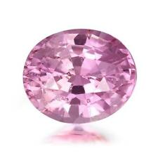 1.04 ct. Unheated Oval Natural Pink Sapphire ~ 6 x 5 mm