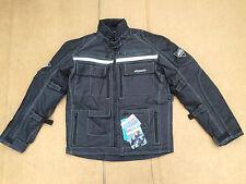 "RK Sports Mens Textile Motorbike /  Motorcycle Jacket UK 38"" Chest (box 17)"