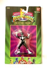 Vintage 1993 MIGHTY MORPHIN POWER RANGERS Bandai Collectible Figure BLACK NIB