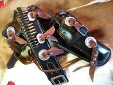 Vintage Western Holster & Belt