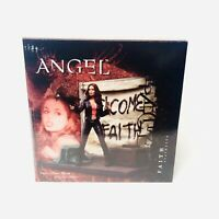 RARE Buffy the Vampire Slayer Angel FAITH STATUETTE Limited Edition Statue HTF