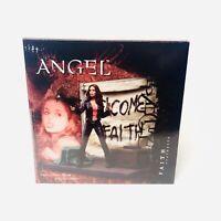RARE Buffy the Vampire Slayer Angel FAITH STATUETTE Limited Edition Statue HTF