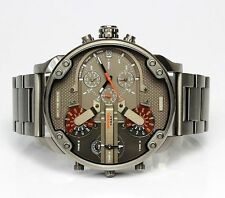 NEW DlESEL DZ7315 MR DADDY MULTIPLE ZONE CHRONOGRAPH WATCH