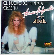 Tania Infante El Dueño de Mi Amor Eres Tu  LP