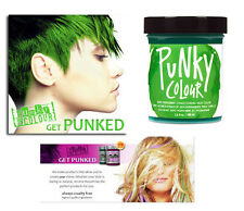 Punky Colour Semi-Permanent Conditioning Hair Color 3.5oz #1436 SPRING GREEN