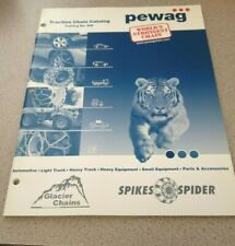 Pewag Traction Chain Catalog  808