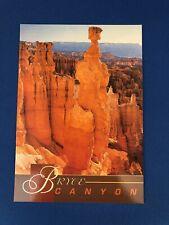 Vintage Postcard Bryce Canyon National Park,Utah..Thor's Hammer