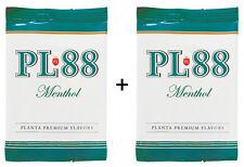 PL 88 Menthol Premium FLAVOR CARD / 2er (Tabakaroma, Aromakarte)