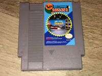 Hollywood Squares Nintendo Nes Cleaned & Tested Authentic