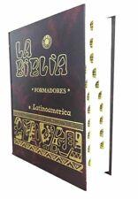 La Biblia Latinoamerica FORMADORES Pasta Dura UñEROS Latinoamericana Catolica