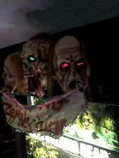 The Walking Dead Zombie Pinball Machine Topper NOT IN STOCK