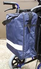 Wheelchair Bag - Rear Fitting Wheelchair Shopping Bag - Waterproof Bags.
