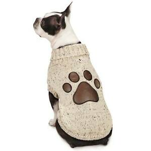 Aberdeen Sweater Pet Dog Knit Sweater XXS-XL sweaters Pawprint Zack & Zoey soft