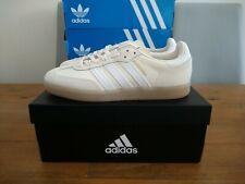 Adidas Velosamba SPD Cycling Shoes Cream White Size 7.5 UK BNIBWT