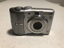Canon Power Shot Camera A1100 IS - 12.1 Pixels 4X Optical Zoom In a3b