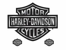 Harley Davidson Logo Rear Window Decal Sticker Car Truck Trailer Classic Emblem