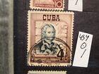 SELLOS DE LA EX COLONIA ESPAÑOLA DE CUBA.. USADOS. YVERT Nº 434