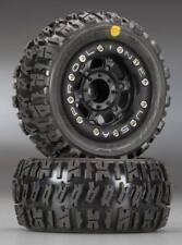 "Pro-Line 1194-13 Trencher 2.2"" M2 Medium Tires Beadlock Wheels 1/16 Revo Summit"
