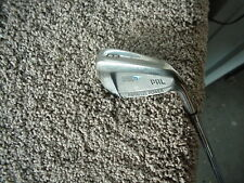 TIGER SHARK PARALLEL POWER PRL BLADE 6 IRON GOLF CLUB REG STEEL SHAFT EXCELLENT