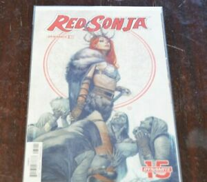 Red Sonja #3 Cover D NM!!!