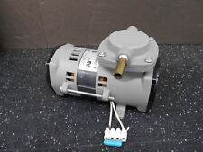 THOMAS 107CAB15 DIAPHRAGM COMPRESSOR VACUUM PUMP