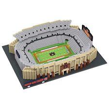 0821709e7f4 Auburn Tigers FOOTBALL STADIUM Lego-type 3D Building Set NCAA College Ages  12+