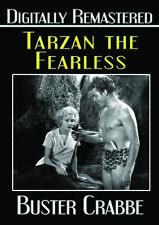 Tarzan the Fearless [New DVD] Tarzan the Fearless [New DVD] Manufactured On De