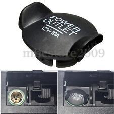 12V Socket Lighter Cigarette Outlet Cover For Ford Focus Fiesta Mondeo 1073223