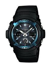 Casio G-Shock AWG-M100A-1AER Funkuhr Solar Herren Armbanduhr NEU