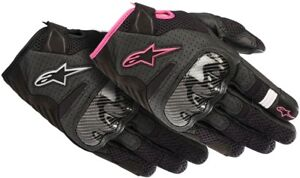 Alpinestars Stella SMX-1 Air V2 Ladies Motorcycle Gloves Summer Sport Touring