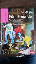 Wie alles begann / Fünf Freunde Sammelbände Bd.1 von Enid Blyton (2009, Gebunden