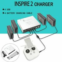Fast Charging 8-in-1 Multi-functions Controller Battery Charger f/ DJI INSPIRE2