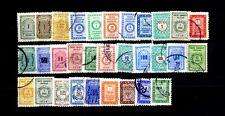 COLLEZIONE TURCHIA TURKEY LOTTO FRANCOBOLLI ORNAMENTI Stamps - Timbres
