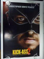 Kick-Ass 2 Christopher Mintz-Plasse Original Movie Poster One 1 Sheet 69x102cm