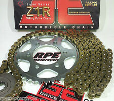 YAMAHA YZF R1 2004-05 JT GOLD Z1R 530 X-Ring CHAIN AND SPROCKETS KIT * ZVMX GXW