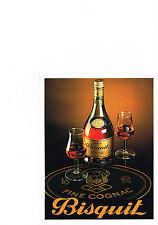 PUBLICITE  1978   BISQUIT   fine cognac alcool