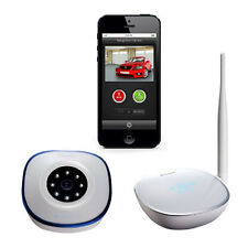 Asante Garage Door Opener Smart Home Camera Security Open Close Remotely iPhone