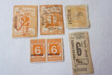 More details for midland railway newspaper parcel letter stamp x6 ref 1