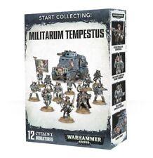 Warhammer 40k Start Collecting Militarum Tempestus From Games Workshop