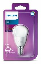 Philips LED Frosted E14 Edison Screw 25w Mini Globe Light Bulb 250lm Warm White