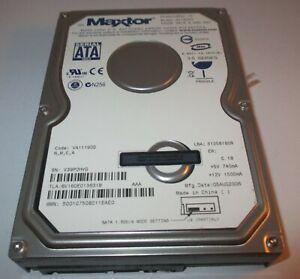 Festplatte Maxtor DiamondMax 10 6V160E0 160GB 3,5 Zoll SATA