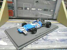 F1 MATRA MS80 MS 80 Ford Cosworth Winner Spain GP 1969 #7 Stewart Spark 1:43