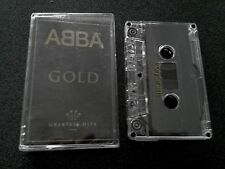 RARE ABBA GOLD CASSETTE TAPE INDONESIA