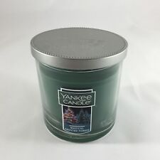 NEW Yankee Candle Magical Frosted Forest  7oz Jar Candle Christmas Scent Retired