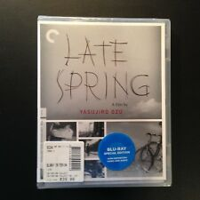 Late Spring (Blu-ray, 2012, Criterion Collection, Region A)