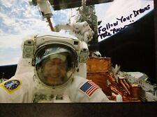 Michael Massimino Authentic Hand Signed Autograph 4X6 Photo - Nasa Astronaut