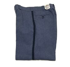 NEW USPS Postal Uniform Pants (Flying Cross) Blue Men's Regular Size 35/31