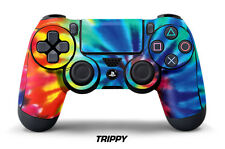Designer Skin Sticker Wrap for PS4 Playstation 4 Remote Controller Decal TRIPPY